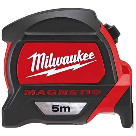MILWAUKEE Mètre ruban magnétique Premium