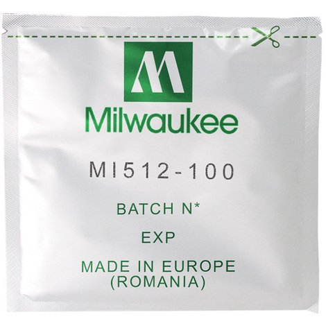 Milwaukee Reagenti in Bustina Test Fosfati Scala Scala Bassa 0.00 a 2.50 mg/l per Fotometro MW12 ( 25 Bustine)