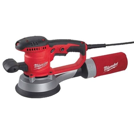 "Milwaukee ROS150E 240V 6"" 150mm Random Orbit Sander"