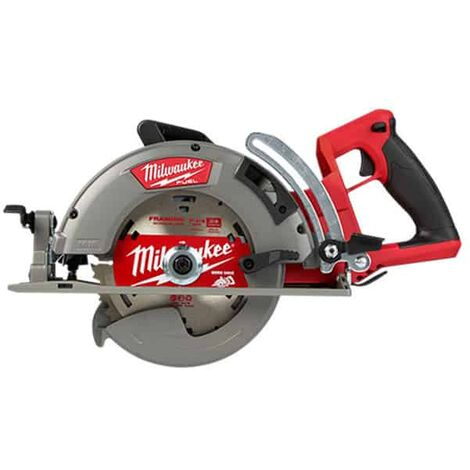 MILWAUKEE Scie circulaire 190mm 18V solo M18 FUEL FCSRH66-0 - 4933471444