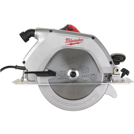 Scie circulaire 2100W 85mm CS 85SB MILWAUKEE - 4933451117