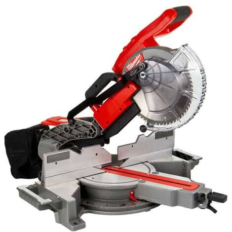 """main image of """"MILWAUKEE Scie onglet radiale 254mm 18V solo M18 FMS254-0 - 4933451729"""""""