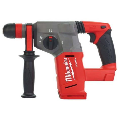 MILWAUKEE SDS-Plus FUEL Drill M18 CHX-0X - without battery and charger 4933451430