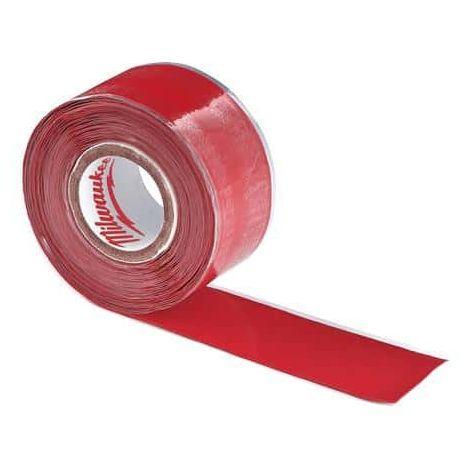 MILWAUKEE Self-adhesive Tape 365 cm - red - 2.2 kg 48228860