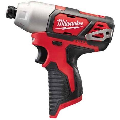 Milwaukee visseuse a chocs 1/4 m12 bid-0 - 4933441955 solo