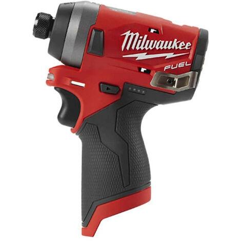 Milwaukee visseuse a chocs 1/4 m12 cid-0 - 4933440410 solo