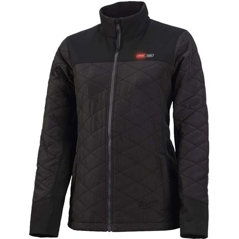 Milwaukee women's warm jacket M12 HJPLADIES-0 Size XXL without battery and charger