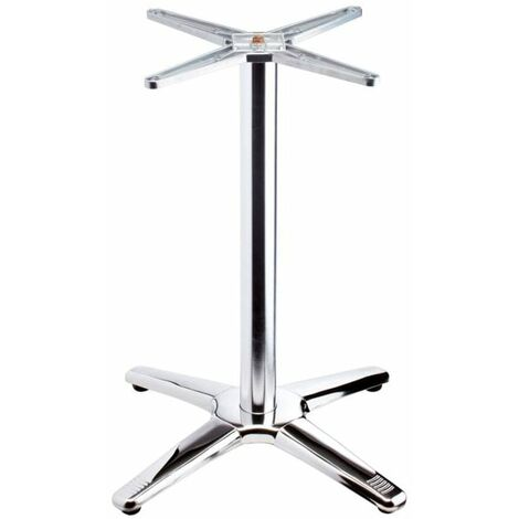 Mindy Aluminium Kitchen Table Base