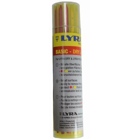 Mines de rechanges Lyra Dry HEKA - 12 pièces - en boîtier - 014749