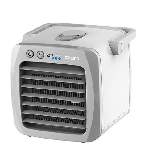 Mini aire acondicionado QST, aire acondicionado, enfriador pequeno USB