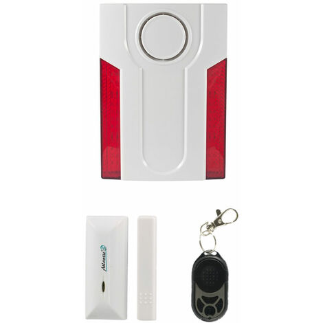 Mini alarme Atlantic'S 334 - Kit 1 - Blanc