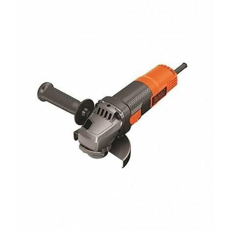Mini amoladora 900W 115 mm BEG210-QS Black+Decker