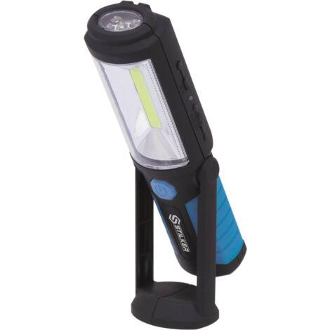 MINI BALADEUSE PIVOTANTE rechargeable 2W 1+5 LEDS - S02162