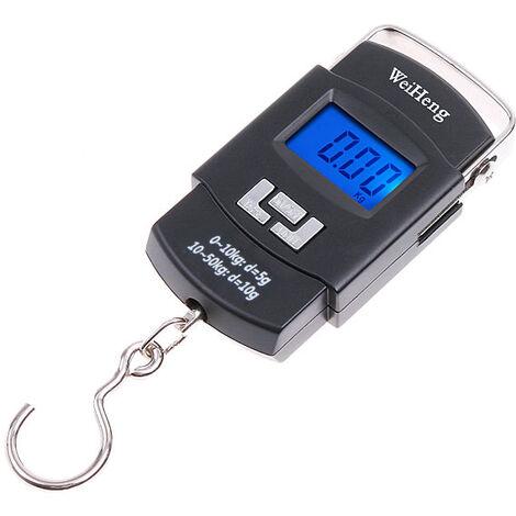 Mini balance portable electronique 50kg * 10g