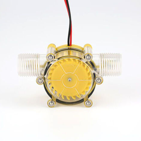 Mini bomba de flujo de agua estable generador de carga hidroelectrico Micro Hydro Tap DIY