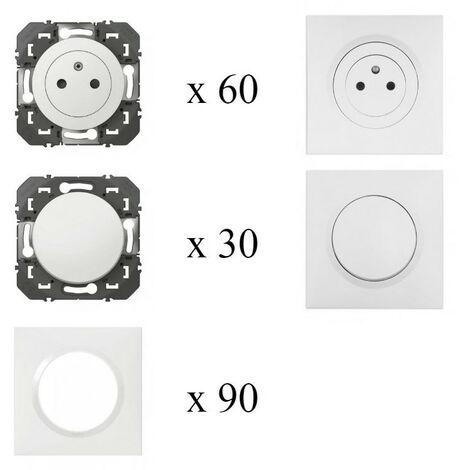 Mini box blanc dooxie (300480)