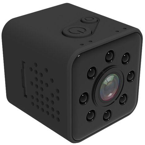 Mini camara Quelima SQ23, grabadora WiFi 1080P DR, para videocamara de oficina en casa