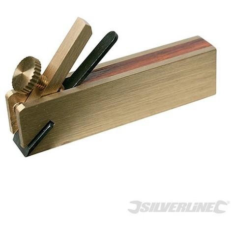 Mini cepillo de carpintero con cuchilla frontal (72 mm)