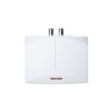 Mini chauffe-eau instantané DEM6 - 5,7 kW - Installation sur/sous évier - Blanc