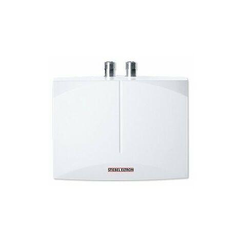Mini chauffe-eau instantané DEM7 - 6,5 kW - Installation sur/sous évier - Blanc