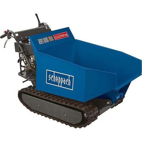Mini chenille Scheppach Dumper DP5000
