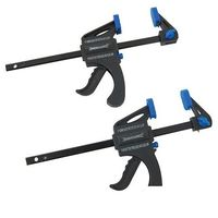 Mini Clamps 2pk - 100mm