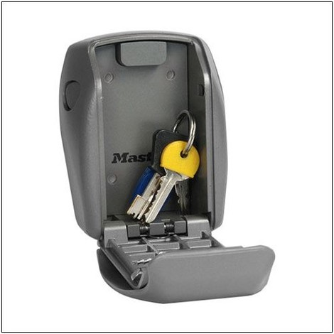 MASTER LOCK - Mini coffre pour clés