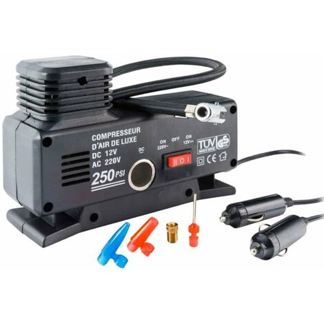 Mini compresseur 12-220 volts