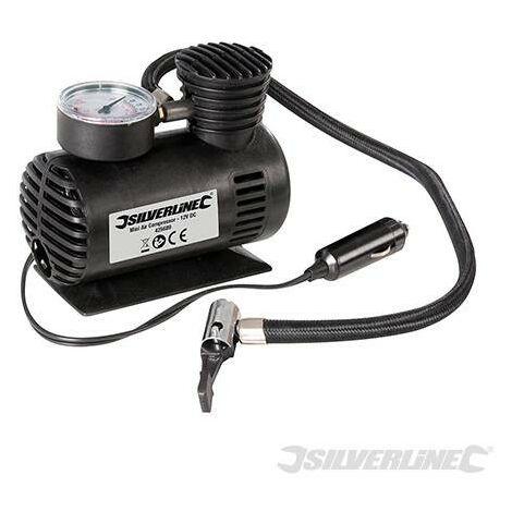 Mini-compresseur d'air, 12 V C.C.