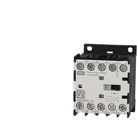Mini contacteur IMO MB09 9A / 400VAC / 4NO