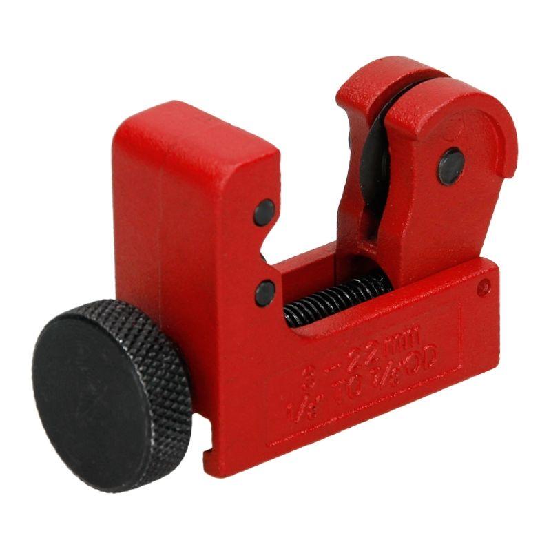 Tubo Mano Mini Cortador de tubos plastico de Laton de cobre 3-22mm fontaneria