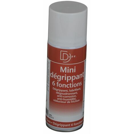 Mini dégrippant aérosol 270/200ml - DIFF