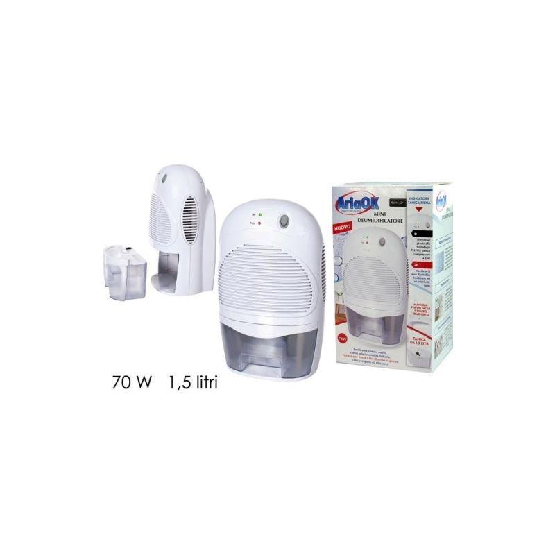 CF Mini deumidificatore elettrico portatile assorbiumidità muffa condensa umidità