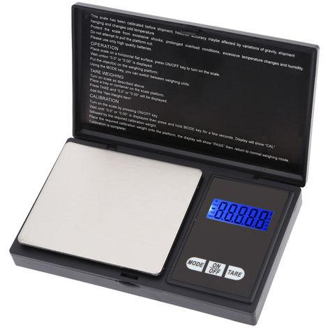 Mini Electronic Digital Pocket Scale Jewelry Weighing Balance 650g/0.1g