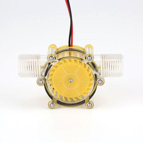 Mini estable de flujo de agua de la bomba, de carga del generador hidroelectrico, 5V