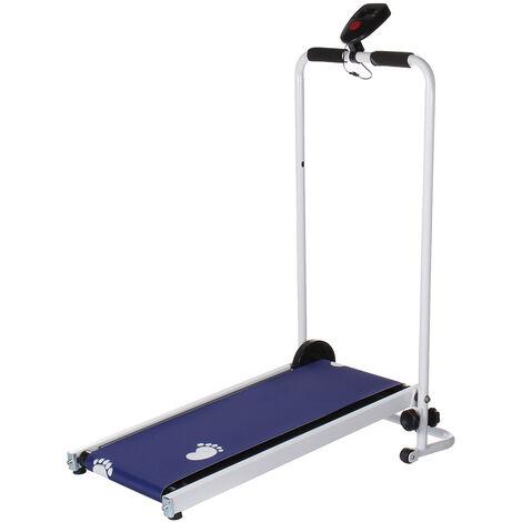 "main image of ""Mini Folding Treadmill LED Display Fitness Home Sport Machine"""