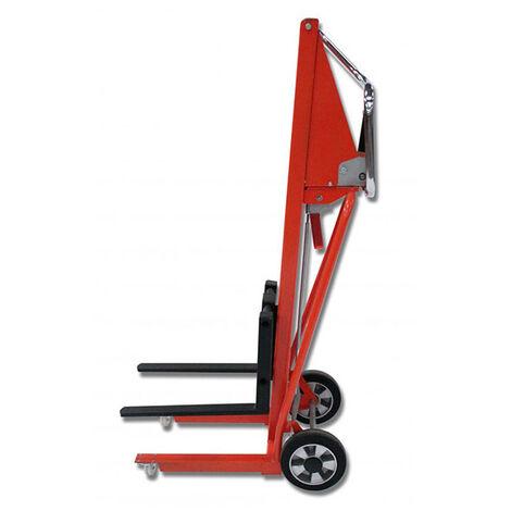 Mini gerbeur - Charge 120kg / Hauteur max 1050mm