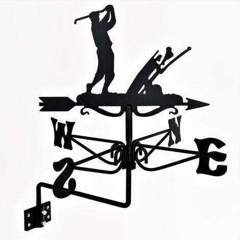 "main image of ""Mini Golfer Weathervane"""