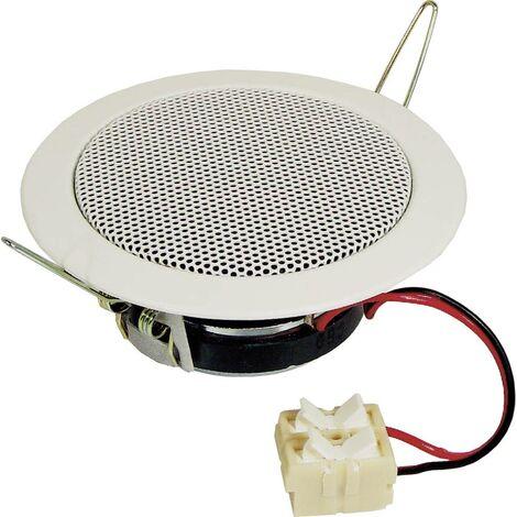 Mini haut-parleur de plafond Visaton DL-8 Y79981