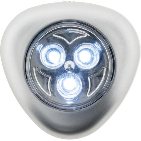 Mini hublot LED avec pile