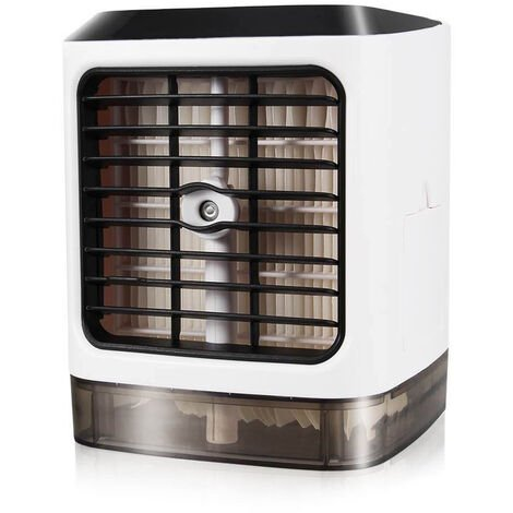 Mini humidificador portatil del refrigerador de aire del escritorio del aire acondicionado, mini ventilador del USB