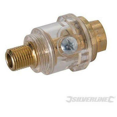 "Mini In-Line Oiler - 1/4"" BSP (456965)"