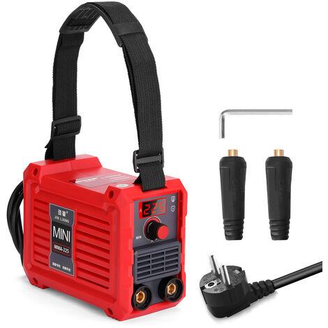 Mini inversor del hogar de la soldadora electrica 20-225A MMA-225