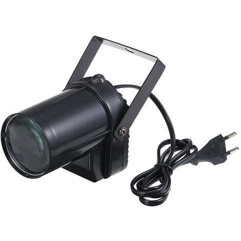 Mini lampara de punto LED AC90-240V 5W, luz de escenario, accesorio de iluminacion