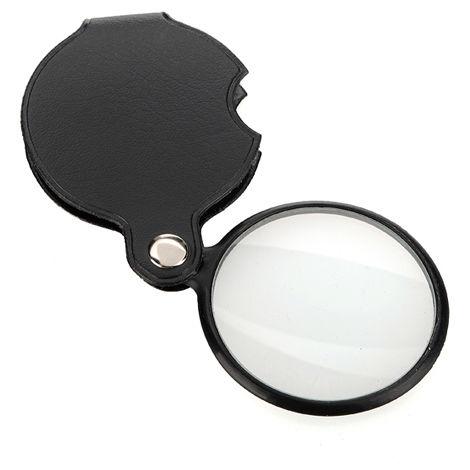 Mini lente d'ingrandimento pieghevole con ingrandimento 5x per gioielli per orologeria LAVENTE