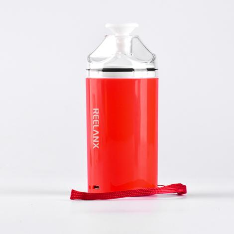 Mini Machine De Scelleuse Sous Vide, Avec 10 Sacs R¨¦utilisables ¨¤ Glissi¨¨re, Rouge