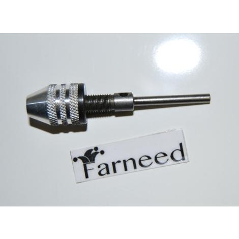 Mini Mandrino Autoserrante 0,25 - 2 Mm Codolo 3Mm Per Mini Drill Drimel Mod P.