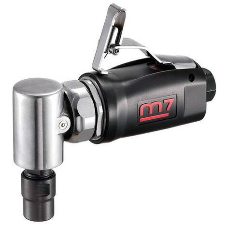 Mini meuleuse d'angle pneumatique - L. 120 mm