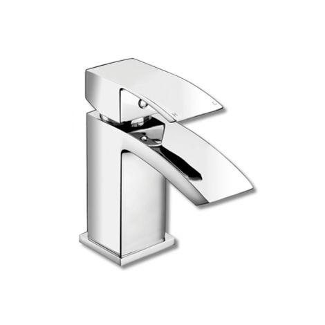 Mini Mono Basin Mixer With Waste - Series CY by Voda Design