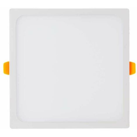 Mini Panel led Deluxe Ultra Slim cuadrado 15W 110°